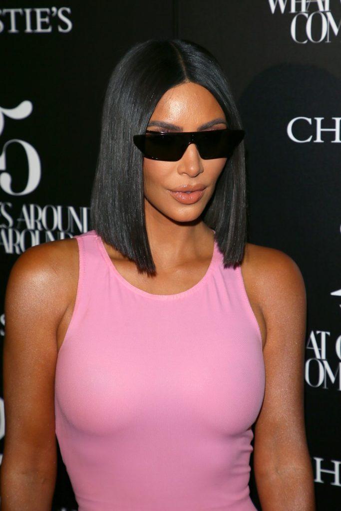 Short Hai Kim Kardashian West