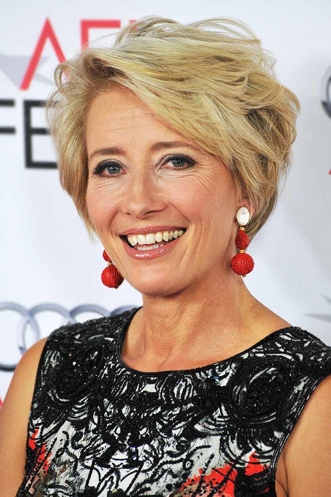 Short Hairstyles For Women Over 50 Curly Hair