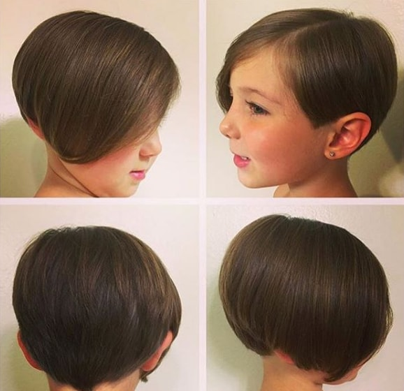 Short With Extravagant Bangs On The Sides