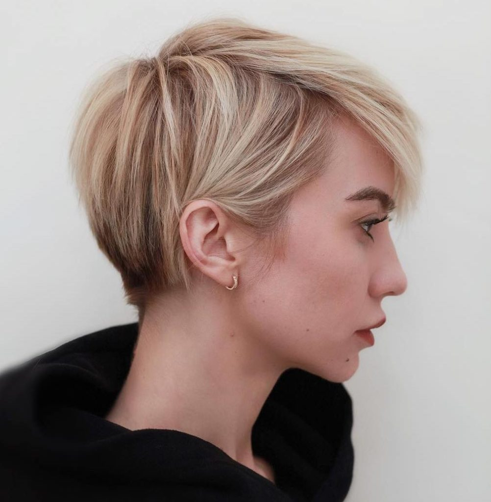 Tomboy Hairstyle
