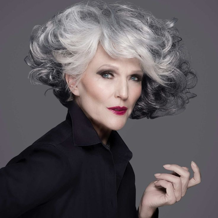 hair Grey 1