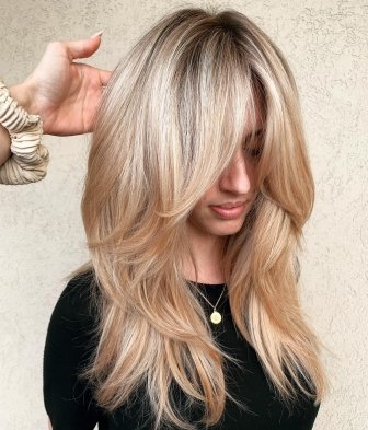 layered Haircut for Straight Hair