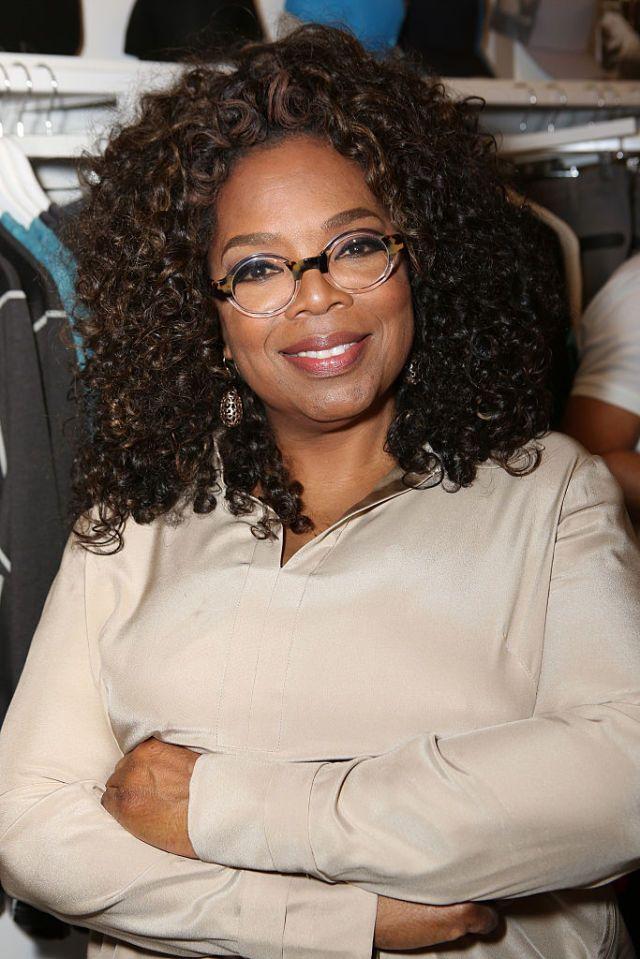 oprah natural curls best