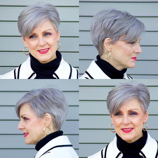 short colors Grey