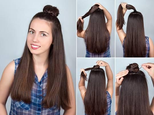 hairstyles for the new year 2021 and voluminous malvinka