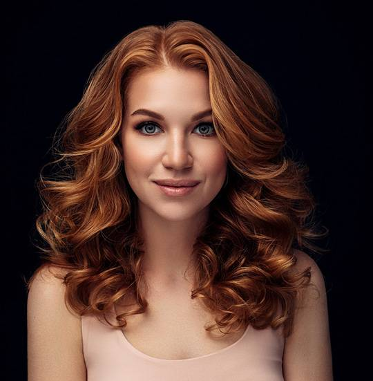 hairstyles for new year 2021 and Free waves