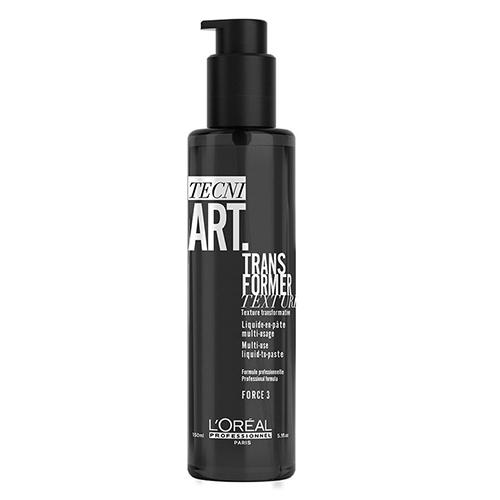 Liquid universal paste for medium hold hair Tecni.Art Transformer