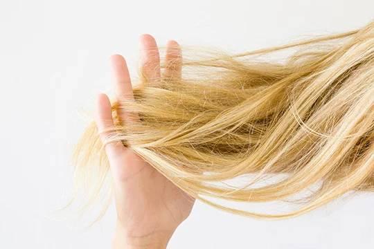 Hair breakage reasons