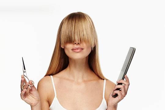 sharp hairdressing scissors