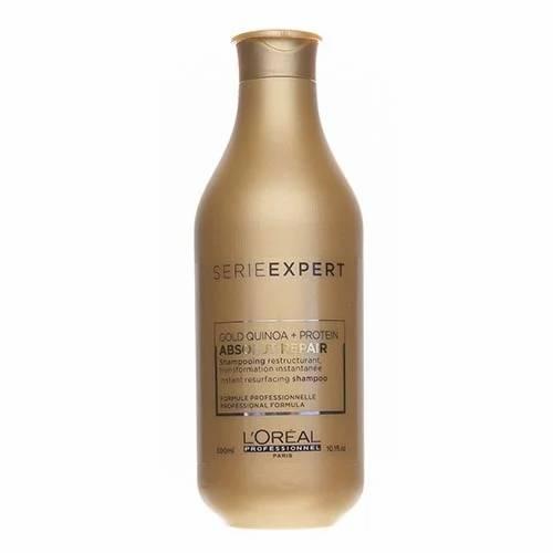 SHAMPOO ABSOLUT REPAIR FOR RESTORING DAMAGED HAIR