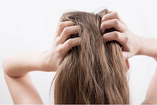 Oily scalp: what to do?