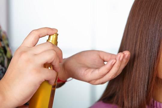 Hair Shine Oil