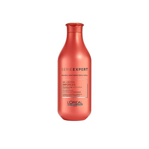 Inforcer shampoo for brittle and weak hair