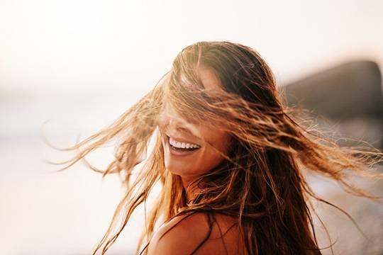 hair type when choosing a remedy for hair loss