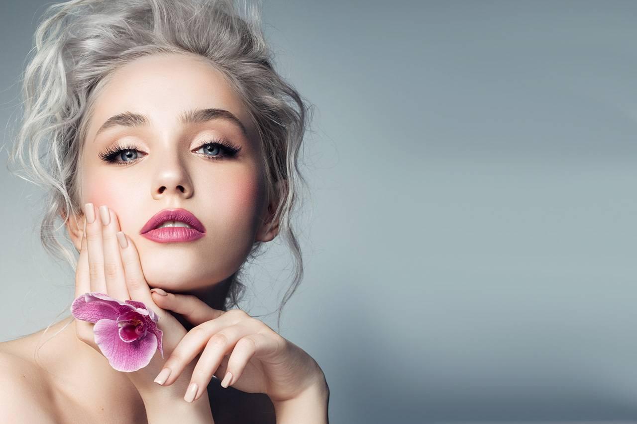 platinum blonde hair color