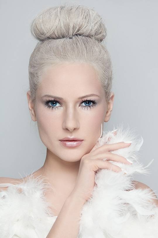 Pearl Platinum Blonde