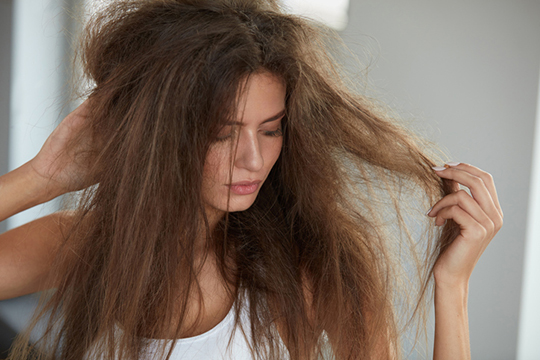 products with keratin