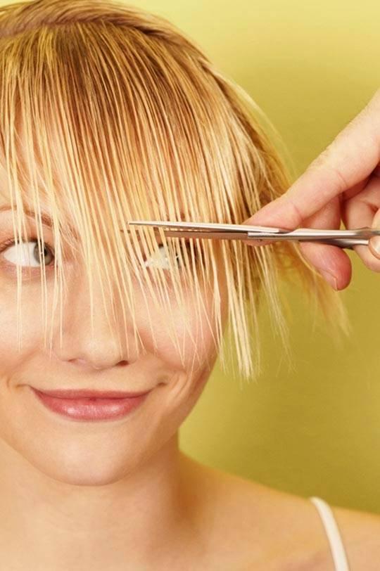 Haircuts with bangs 2020 2021 new
