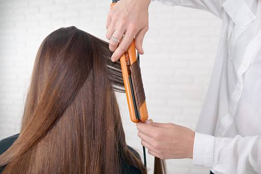 effect of hair bixiplasty