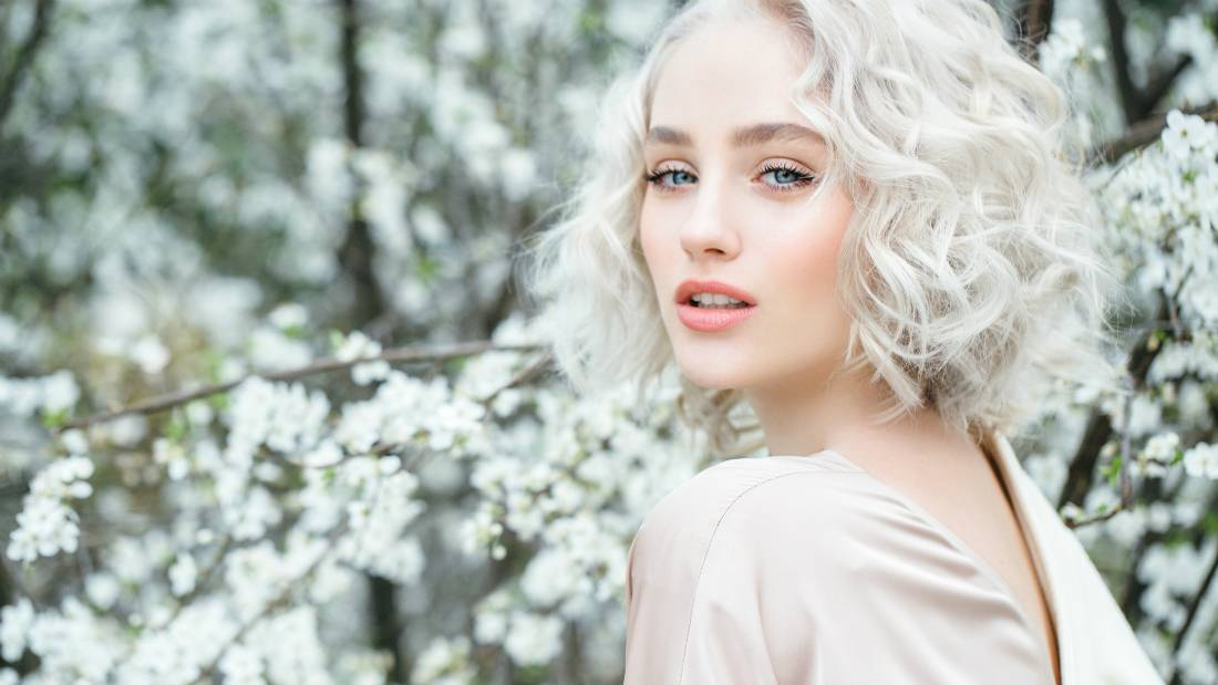 cold blond