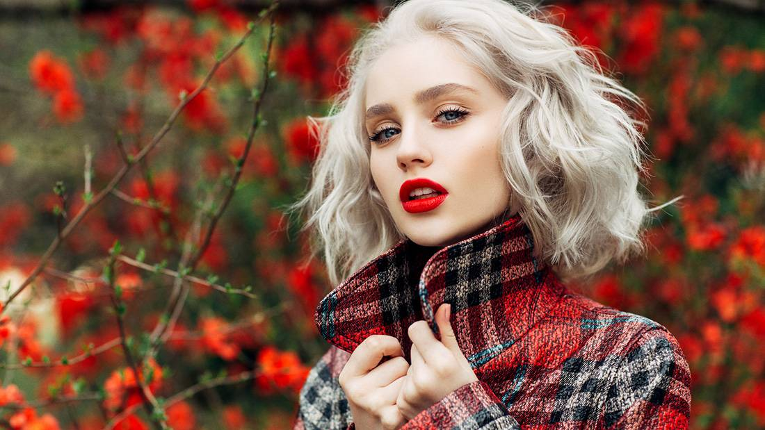 platinum blond and its features