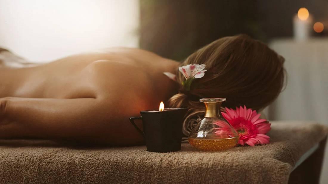 Spa home professional hair oils