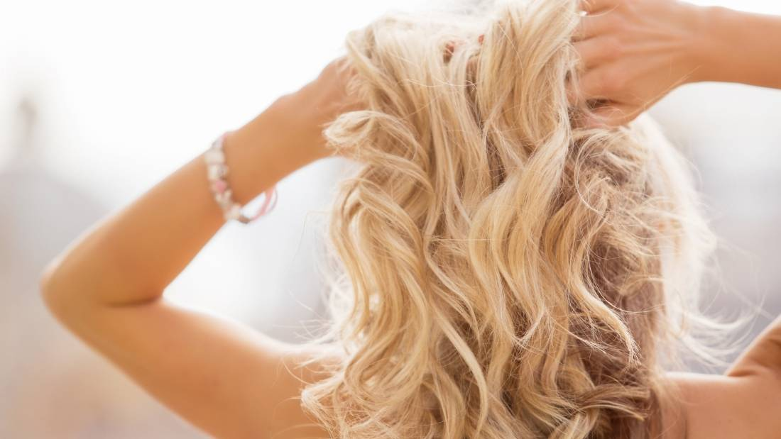 hair care for blondes