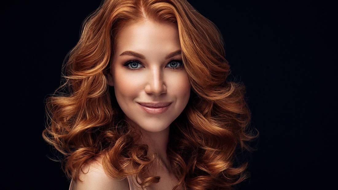 female model haircut